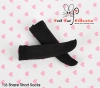 【KS-B02】(B/P) Short Socks # Black