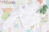 419.【L1】Blythe/Pullip Long Sleeves Blouse/Shirt # White