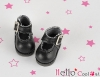 【01-01】B/P Mini Shoes # Black
