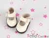 【01-02】B/P Mini Shoes # White