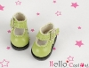 【01-06】B/P Mini Shoes # Apple Green