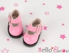 【01-08】B/P Mini Shoes # Honey Pink