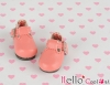 【03-04】B/P Mini Shoes # Honey Pink