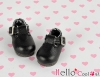 【03-05】B/P Mini Shoes # Black