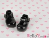 【03-07】B/P Mini Shoes # Shiny Black