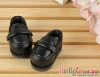 【05-02】B/P Mini Students Shoes # Matt Black
