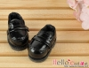 【05-04】B/P Mini Students Shoes # Shiny Black