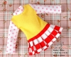 102.【NI-04】Blythe Pullip Lovely Clothes # Yellow