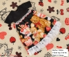 272.【NI-46】Blythe Pullip Lovely Clothes # Black Bear