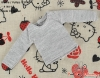 072.【NA-18】Blythe Pullip (L Sleeve) T-Shirt # Grey