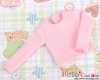 358.【NB-4】Blythe Pullip(Extra Long Sleeves)T-Shirt # Pink