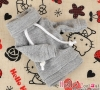 268.【NH-A05】Blythe Pullip Pocket Top # Pale Grey