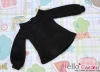 86.【NL-1】Blythe Pullip Puffed Sleeves Top # Black