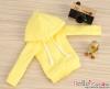 400.【NP-B27】B/P Hoodie Top(Long Sleeves)# Yellow