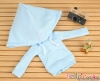 394.【NP-C15】B/P Hoodie Top(Big Cap+Pocket)# Blue