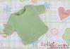 117.【NS-43】Blythe/Pullip short sleeve T-shirt(crew neck)# Light Green