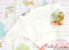 406.【NW-8】Blythe Pullip Bat Wing Sleeve Boat Neck Top # White