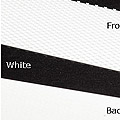 1 Yard(MicroThin)Hook & Loop Traditional Tape # White