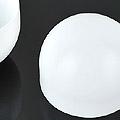 【SD/DD/Pullip】Anti-UV Soft Silicone Sheath Wig Cap.L(Snow White)