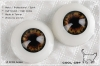 18MM/Metallic Optical Acrylic Doll Eyes (CC03) Green