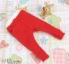 【PG-7】B/P Baggy Pants # Red