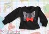 i102.【PR-102】B/P Printing Tee/Puffed Sleeves(Black Cats)# Black