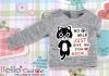 i40.【PR-40】B/P Printing Long Sleeve Tee(No Milk Cats)# Grey