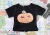 i80.【PR-80N】B/P Printing Tee(Pumpkin)# Black