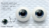 22mm/Meta Acrylic Animetic Eyes (RD-08) Green Blue