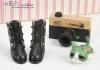 【09-1】B/P Short Shoes.Black