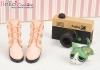 【09-5】B/P Short Shoes.Pink