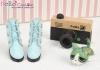 【09-6】B/P Short Shoes.Sky Blue