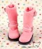 【10-01】B/P Boots.Honey Pink