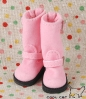 【10-11】B/P Boots.Pink