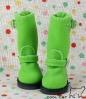 【10-13】B/P Boots.Apple Green