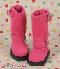 10-15_B/P Boots. Rose Pink