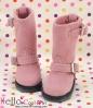 【10-15N】B/P Boots.Rose Violet