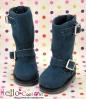 【10-16】B/P Boots.Midlight Blue