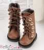 【13-14】B/P Boots.Brown
