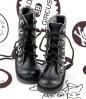 【13-06】B/P Boots.Black