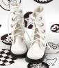 【13-08】B/P Boots.White
