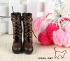 【14-01】B/P Boots.Brown