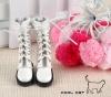 【14-04】B/P Boots.White
