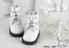 【15-03】B/P Short Shoes.White