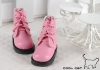 【15-05】B/P Short Shoes.Honey Pink