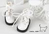 【15-09】B/P Short Shoes.Shiny White