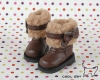 【18-01】B/P Boots.Brown