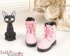 【27-3】B/P Short Shoes.Pink