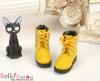 【27-6】B/P Short Shoes.Yellow