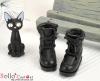 【28-2】B/P Short Shoes.Black